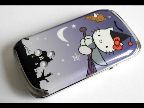 Nokia W999 Hello Kitty Blue W888 W777 W666 Samsung детский телефон для девочек