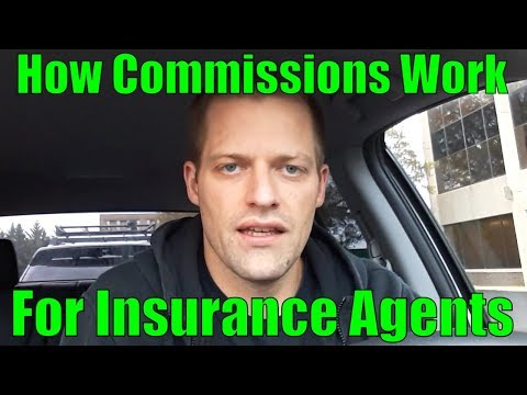 For New Insurance Agents - How Commissions Work Mp3