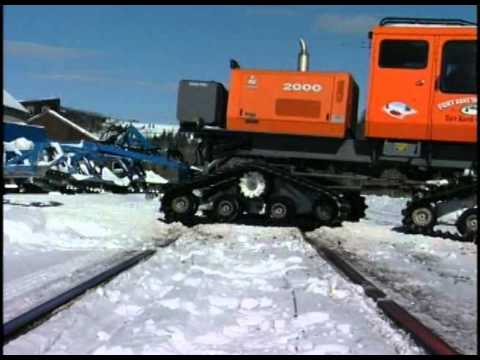 Snowmobile Trail Groomer: Operater Awareness Training