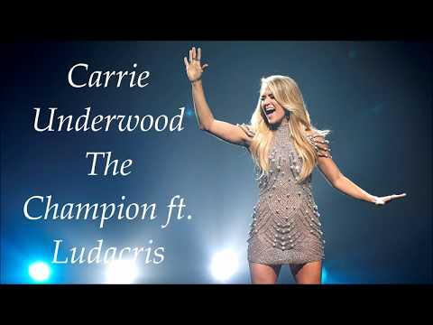 Carrie Underwood  The Champion ft Ludacris Subtítulos en español