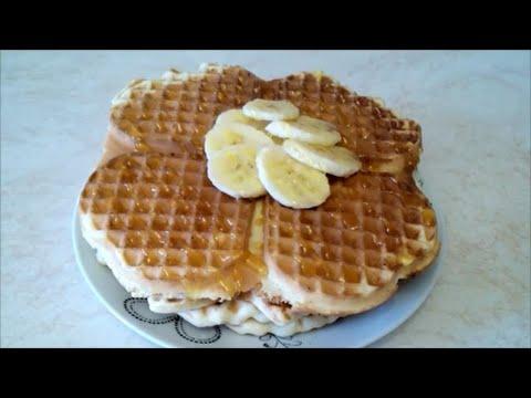 Вафли (более 100 рецептов с фото) - рецепты с фотографиями