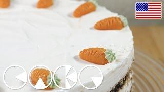 Apple Carrot Cake Recipe