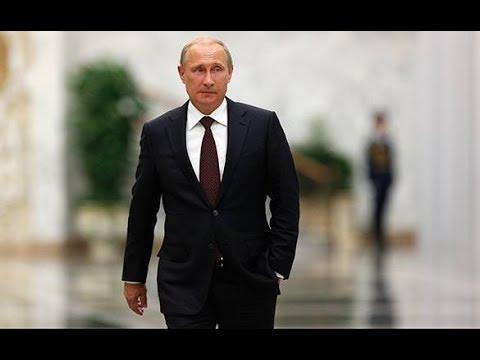 Vladimir Putin -  The Boss Style