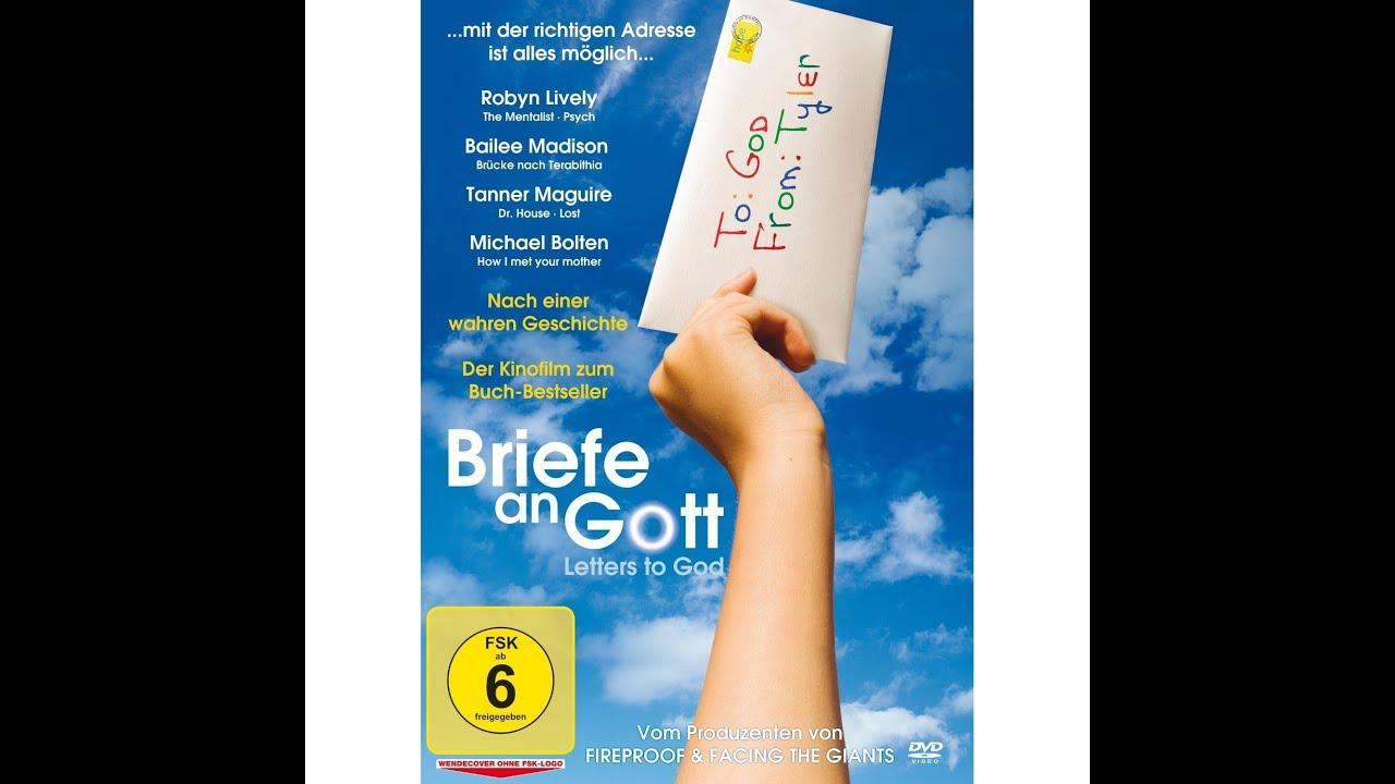 Briefe an Gott Letters to God Trailer DEUTSCH christlich