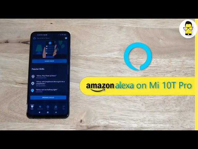 How to set up Alexa on Xiaomi Mi 10T Pro? | Complete Hands-Free Experience