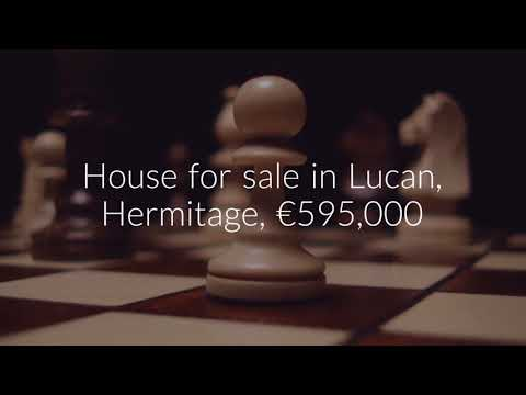 House for sale in Lucan, Hermitage, €595,000
