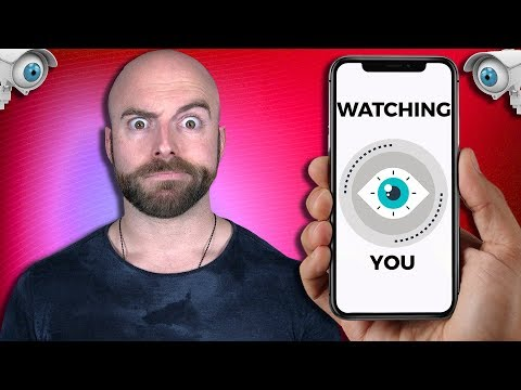 10 Shady Ways Technology is Spying On You
