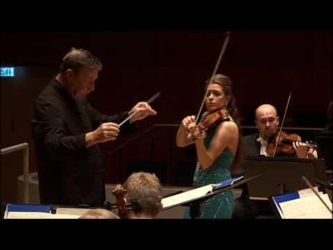 W. A. Mozart – Violin Concerto No. 3 in G major, K. 216, Anna-Liisa Bezrodny (violin)