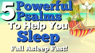 Download lagu [Psalms 23, 91, 51, 27, 139] 5 Powerful Psalms To Help You Sleep Peacefully / PSALMS FOR SLEEP