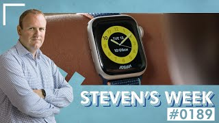 Steven's week 189: Nęws about Apple Watch, record-breaking Super Bowl ads and more!