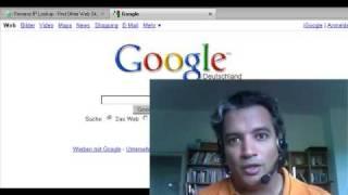 Internet Marketing Video: von und mit Sanjay Sauldie