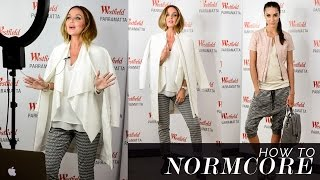 Westfield Style Guide: Normcore Trend Report | Amber Renae
