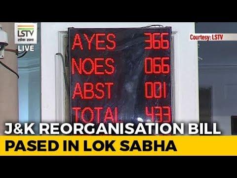 Parliament Clears Jammu