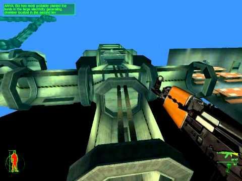 [Speedrun] Project I.G.I. - Level 14 (Finding the Bomb)