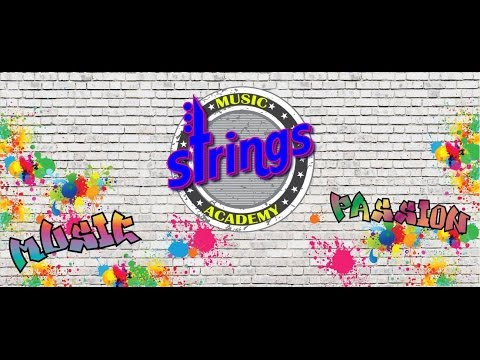 Strings music academy, annual day program : Video-1