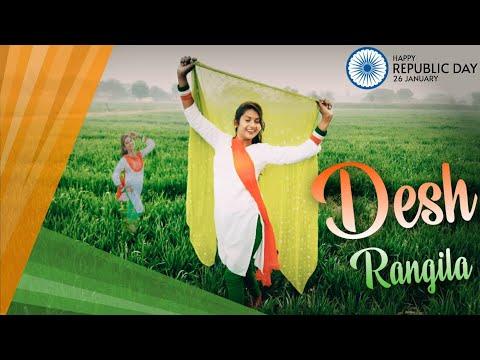 desh-rangila-dance-cover-||-shivani-kumari-||-republic-day-special