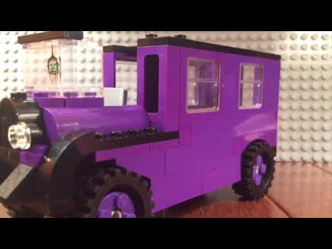 Lego Harry Potter The Knight Bus 4755 Youtube