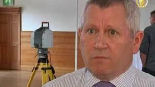 Лазерное сканирование поможет сохранить памятники(Впервые с помощью лазерного сканирования будет получено точное трехмерное изображение пямятников старины..., 2009-09-24T14:25:47.000Z)