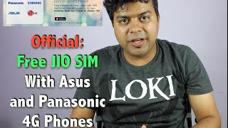 Official, Get Free JIO SIM with Panasonic, Asus 4G Phones | Gadgets To Use(, 2016-08-23T15:27:58.000Z)