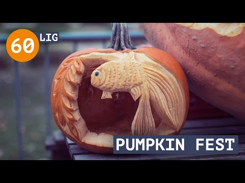 Life in Germany - Ep. 60: Ludwigsburg Pumpkin Festival