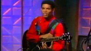 Stanley Jordan on P4 Guitar Tuning