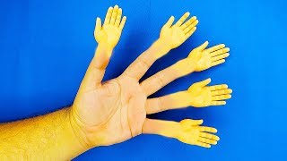 5 Magic Tricks with Hands Only!