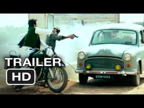 Gangs of Wasseypur Official Indian Trailer #1 (2012) - Anurag Kashyap, Cannes Film Festival Movie HD