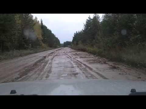 Р-37 поворот на Вознесенье - Вытегра