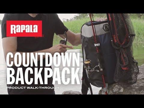 PRODUCT WALK-THROUGH: CountDown BackPack - Rapala®