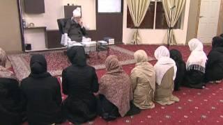 Gulshan-e-Waqf-e-Nau Sweden (Khuddam & Lajna) Class: 21st May 2011