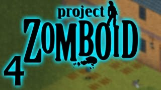 Starting Our Farm | Project Zomboid Singleplayer Part 4