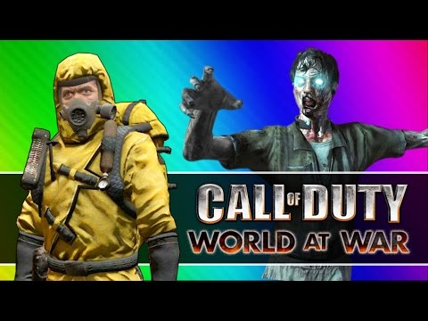 Thumbnail: Zombie Potatoes (Call of Duty WaW Zombies Custom Maps, Mods, & Funny Moments)