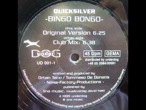 DJ Quicksilver - Bingo Bongo (Club Mix)