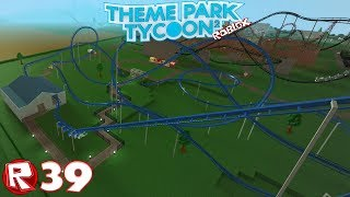 Roblox - Episode 39 Theme Park Tycoon 2 - Thematic Objective / EN