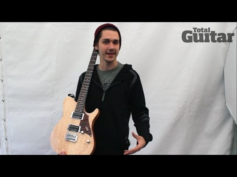 Me And My Guitar Interview With We Came As Romans' Joshua Moore W/ Ibanez FR Prestige