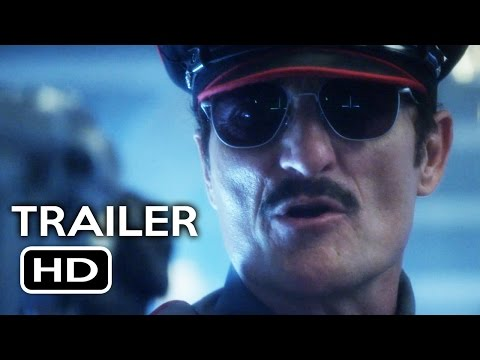 Thumbnail: Officer Downe Official Trailer #1 (2016) Shawn Crahan Action Movie HD