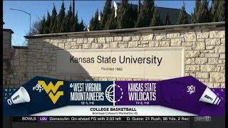 NCAAB 01 01 2018 West Virginia at Kansas State 720p60