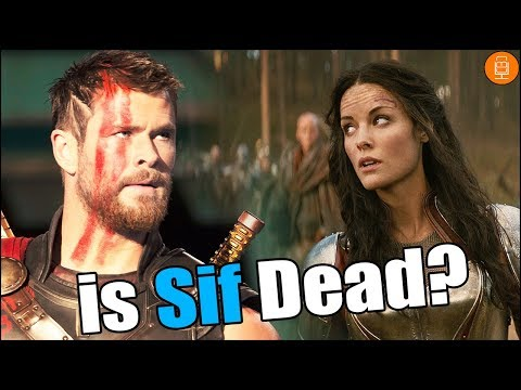 Is Sif Dead in Thor Ragnarok