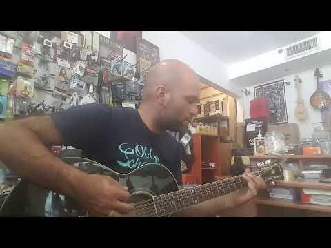 12 strings guitar nigunim bagalil