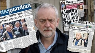 British Labour Party's Anti-Semitism Document: Criticizing Israel Is not Anti-Semitism