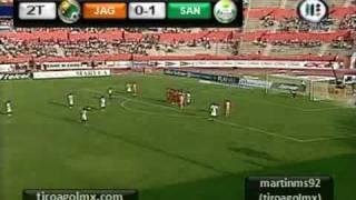 Jaguares vs Santos Clausura 2009 Jornada 13 0 2