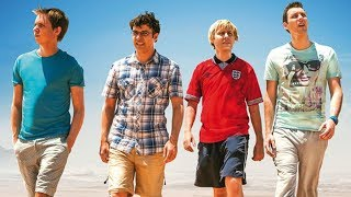 American Reacts to The Inbetweeners 2 (Live on Dailymotion!)
