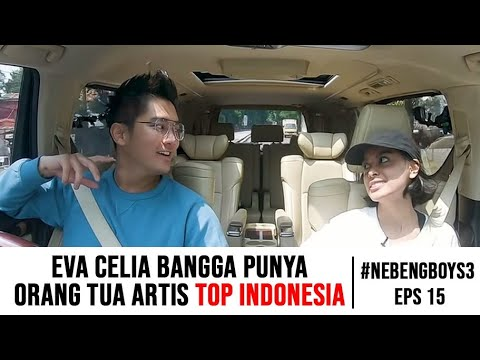 Download Curhatan Eva Celia jadi anak Sophia Latjuba! Laid This Nite spills all! | Nebeng Intermezzo Mp4 baru