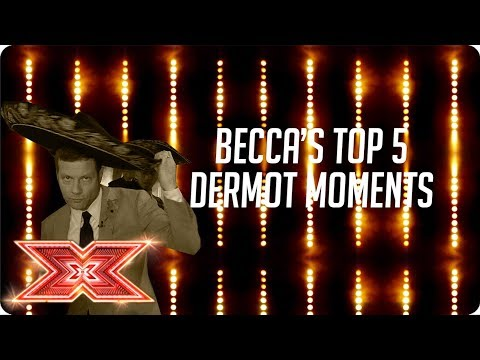 Your Saturday night starts RIGHT HERE with Dermot's top 5 moments | The X Factor UK 2017