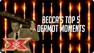 Your Saturday night starts RIGHT HERE with Dermot