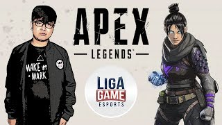 NYOBAIN GOLD RUSH DUOS APEX LEGENDS W/ Yanto Kocul
