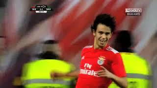 Benfica 4:2 Rio Ave