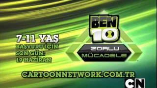 Cartoon Network Turkey - Continuity & Adverts - June 2011 Resimi