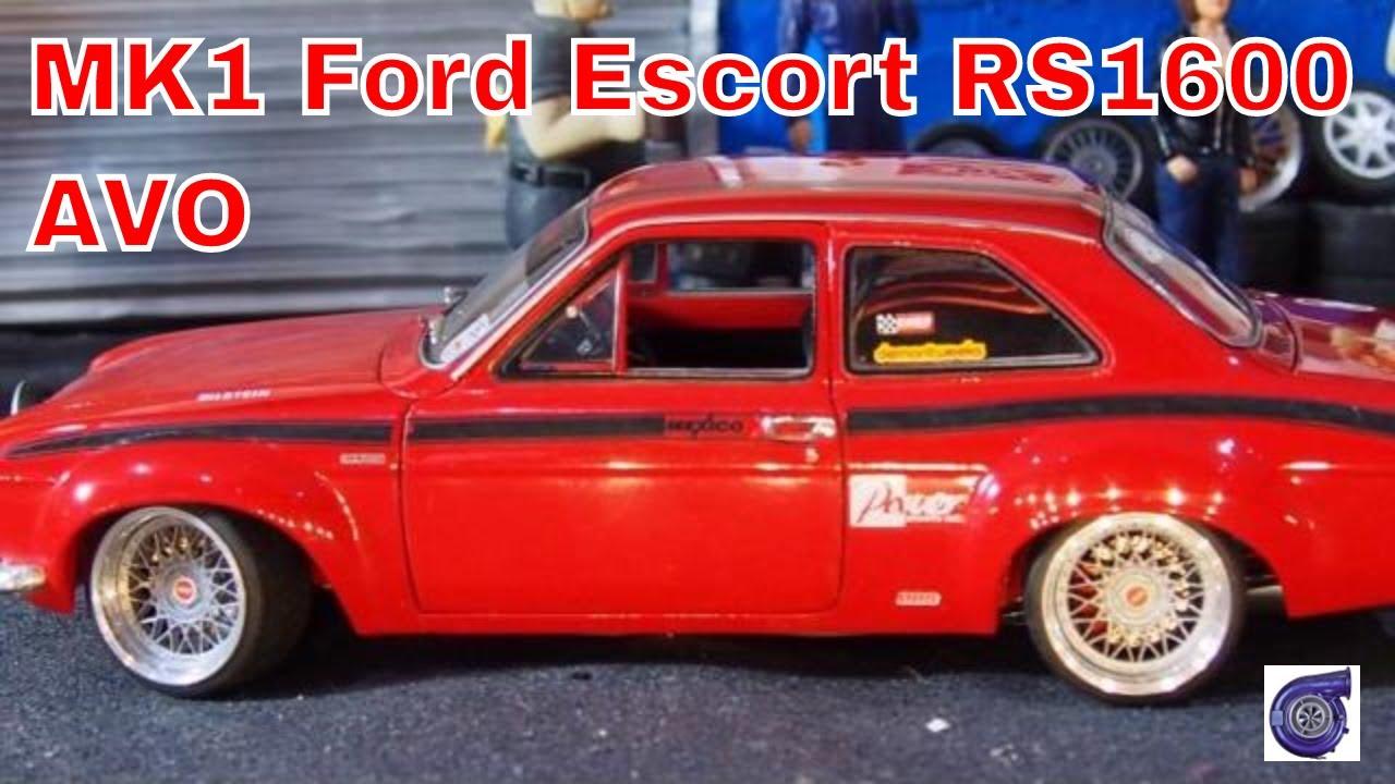 escort 1 18 modified