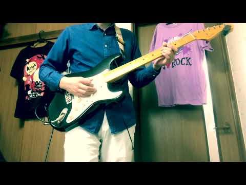 【FULL】アンデッド・ダンスロック/エルドリッチ・ロアテラー ギター弾いてみた【デレステ】